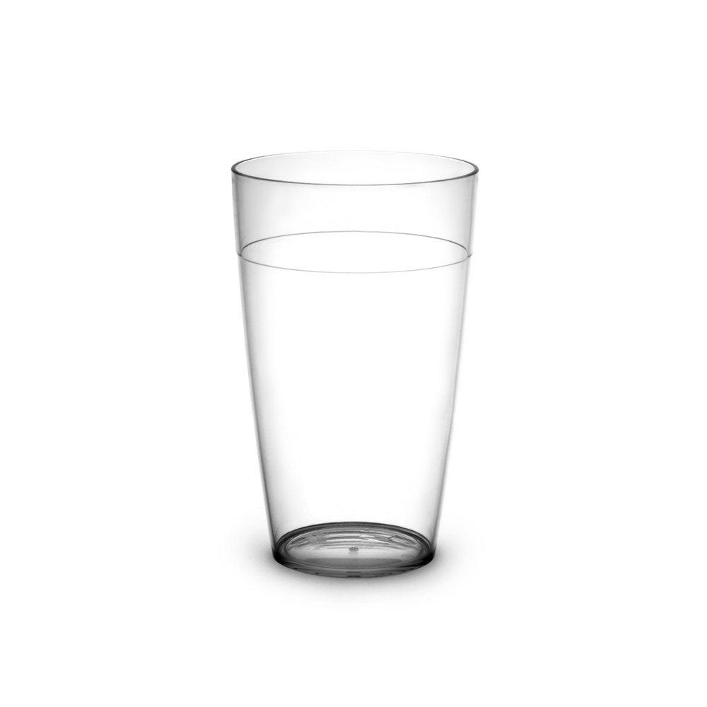 Incassable Eco Gobelets Verres | Ensemble De 12 | Haute Qualité Incassable Réutilisable Verres | Lave-Vaisselle | Polycarbonate Plastique | Pour La Fête, Piscine, Plage, Pique-Nique, Camping, Barbecue, Cocktail | 33cl RBDRINKS