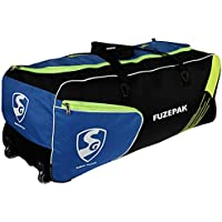 SG Fuzepak Cricket Kit Bag with Wheels and Additional Shoe Compartment