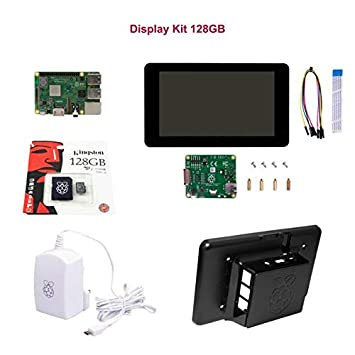 pi3g Raspberry Pi 3 Model B + (Pi 3B Plus) Raspberry Pi 3 ...