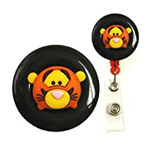 Disney Tsum Tsum ID Decorative Badge Holders (Tigger)