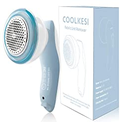 COOLKESI Upgrade Rechargeable Lint Remov...