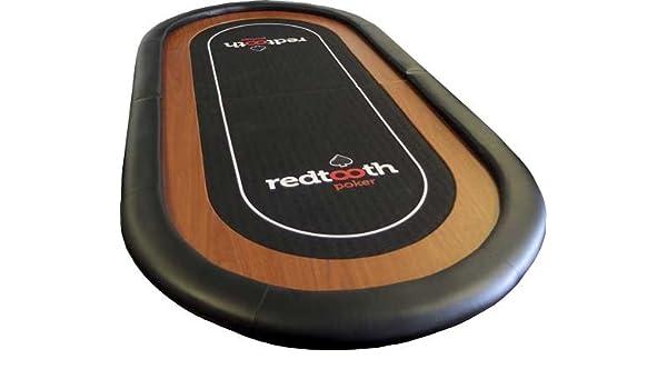 Redtooth Poker - Mesa de poker: Amazon.es: Juguetes y juegos