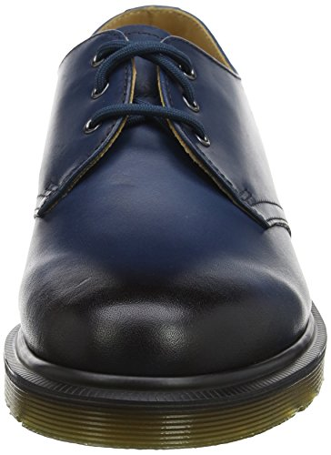 Bleu Martens Unisex Derby Adulto Zapatos Dr 1461 Marine IHgqvY