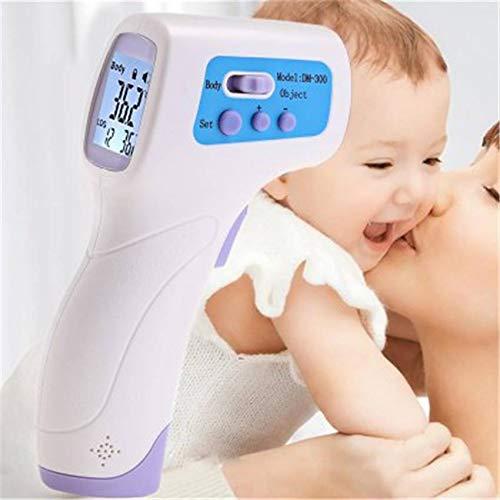 Weinhsl Intelligente Portatile Senza Contatto A Infrarossi Per Bambini Con Termometro - 19,5 Cm * 15 Cm * 5 Cm