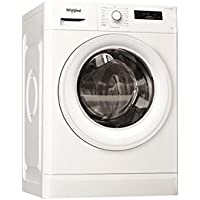 Whirlpool FWF 91483 W FR Autonome Charge avant 9kg 1400tr/min A+++ Blanc machine à laver - Machines à laver (Autonome, Charge avant, Blanc, Rotatif, Tactil, Gauche, LED)