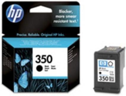 HP 350 cartucho de tinta Negro - Cartucho de tinta para impresoras ...