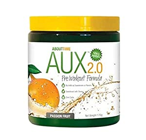 About Time Aux 171g - Passion Fruit by SDC Nutrition About Time