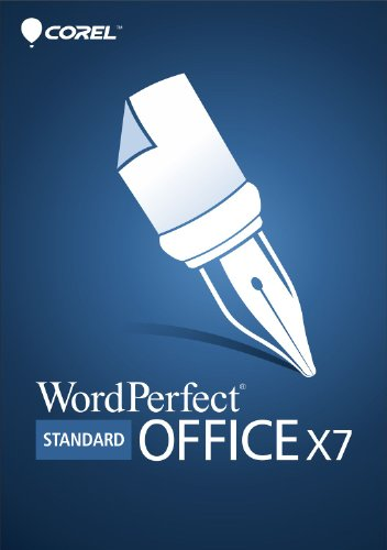 WordPerfect Office X7 Standard 30 Day Free Trial [Download] (Best Legitimate Home Based Business)