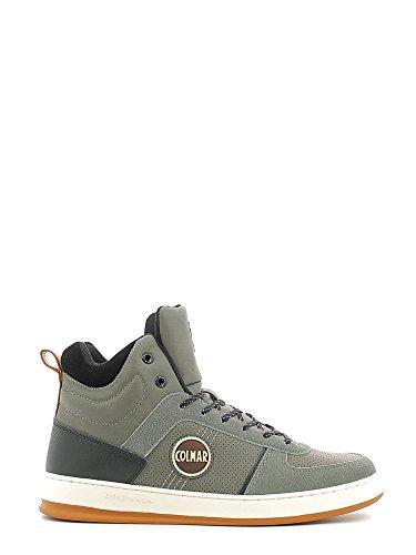 Colmar RENTON DRILL Sneakers Uomo Ecopelle Mid Grey Mid Grey 40 gris