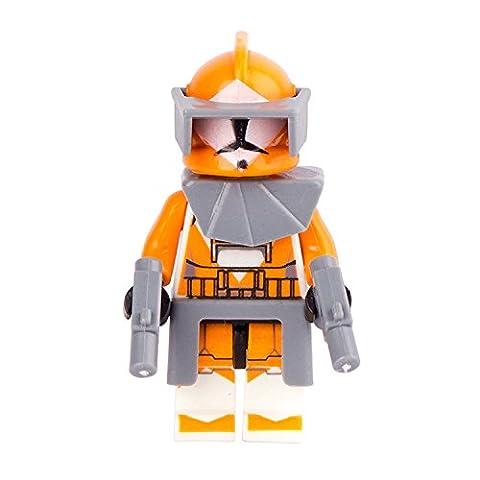 GRA Toys Clone Bomb Squad Trooper Minifigure Building Blocks Sets Models Bricks Mini Figures Kid - Trooper Model