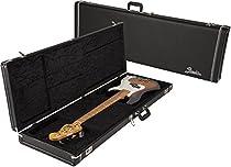 Fender Pro Series Precision Bass/Jazz Bass Case, Black