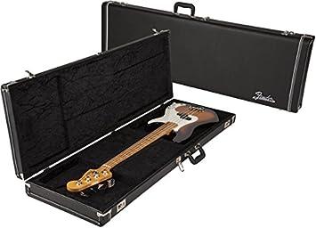 3249842438a Fender Pro Series Precision Bass/Jazz Bass Case, Black: Amazon.ca ...