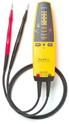 Fluke Electrical Tester with a NIST-Traceable Calibration Certificate with Data