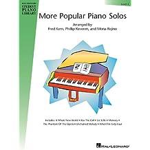 More Popular Piano Solos - Level 4: Hal Leonard Student Piano Library
