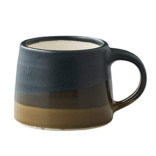- KINTO Mug Cup SCS-S03 110ml 0.11L Black Brown Porcelain 20753 MADE IN JAPAN