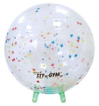 Gymnic Sit 'N' Gym Jr. Sitting Ball by Gymnic