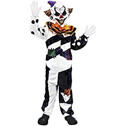 Spooktacular Creations Clown Child Costume (Extra Large(12-14yr))