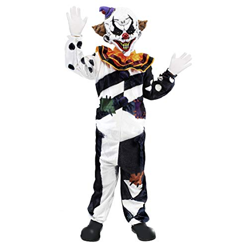 Spooktacular Creations Clown Child Costume (Extra Large(12-14yr)) -