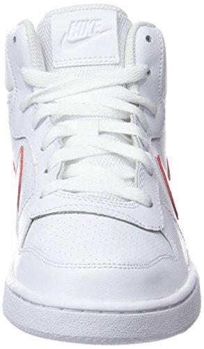 Ginnastica Stardust Da white Gg Court Mid 101 Bambina Borough rust Bianco coral Pink Nike Scarpe SYBqnO