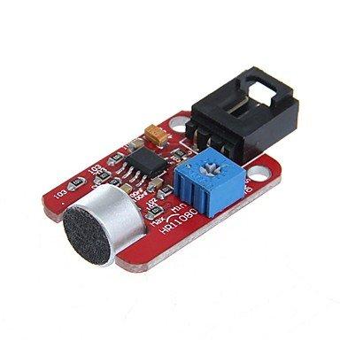 Geeetech LM358 Analog Voice Sound Sensor Module for Arduino: Amazon