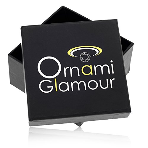 Ornami Glamour - Bague - Or jaune - Diamant - T54.5 - 1618DN