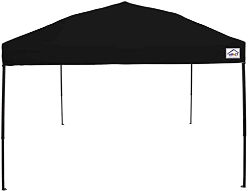 Impact Canopy 040020002-VC 10 x 10 Pop Instant Tent Included Steel Frame Canopy Accessorie