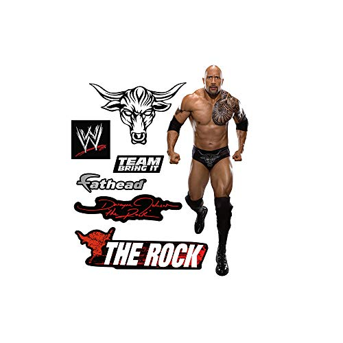 FATHEAD The The Rock: Teammate - Officially