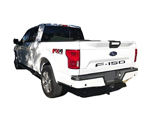 Truck Ford Stickers - Trunknets Inc Tailgate Insert Decals Black Letters Stickers for Ford F-150 F 150