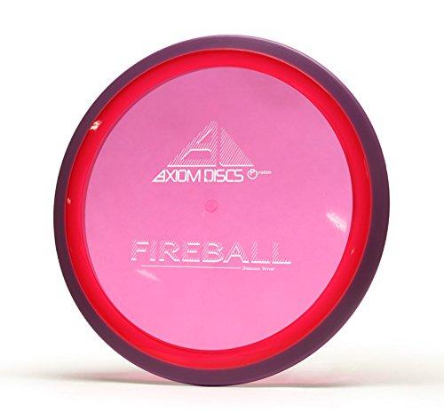 Disc Sports Proton Fireball ディスクゴルフフェアウェイドライバー B07HL27FR3   170-175g