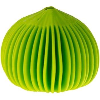 The Garlic Peeler, Silicone, Lime Green