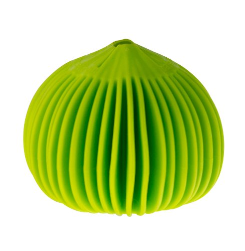 The Garlic Peeler, Silicone, Lime Green