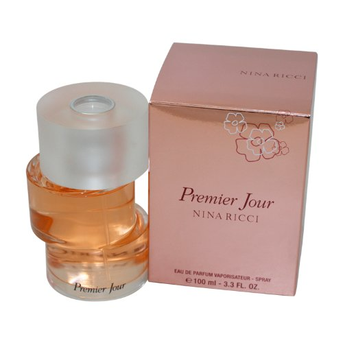 Nina Ricci Premier Jour Eau De Parfum Spray for Women, 100 ml, 3.3 Fluid Ounce ()