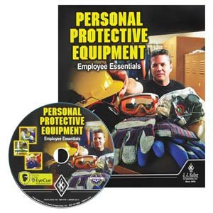 Personal Protective Equipment: Employee Essentials - DVD Training by JJ Keller