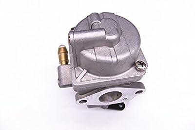 Boat Motor Carburetor 3R1-03200-1 803522T 3R1-03200-1-00 3AS-03200-0 for Tohatsu Nissan 4hp 5hp MFS4A MFS5 NFS4 NSF5 / Mercury 2.5hp 4-stroke Outboard Engine