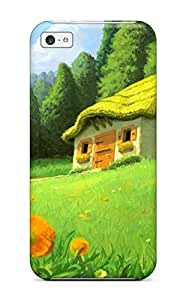 Series Skin Case Cover For Iphone 5c(scenery)