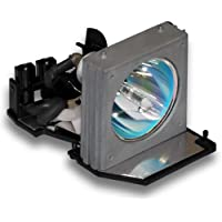 OEM Optoma Projector Lamp for Model HD70 Original Bulb and Generic Housing
