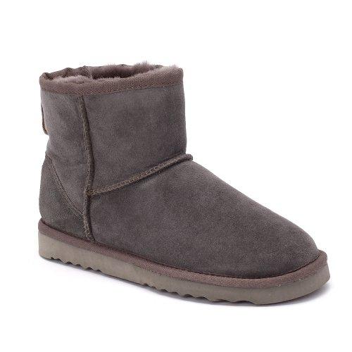 twin faced sheepskin boot