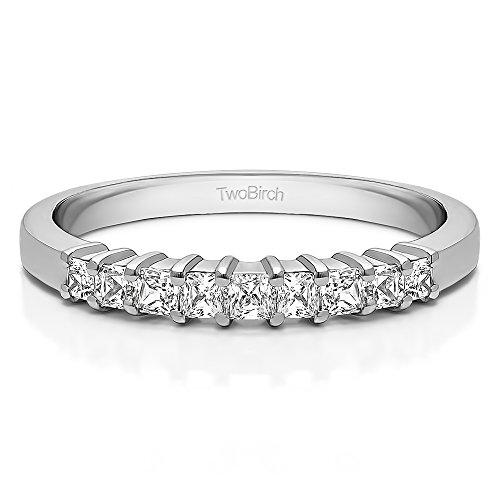 0.25 Ct Dazzling Diamond - 7