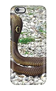 TYH - 4674603K93819686 Waterdrop Snap-on Snake Case For ipod Touch4 phone case
