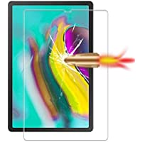 M.G.R.J® HD Clear 9H Hardness Tempered Glass for Samsung Galaxy Tab S5e (SM-T720 / T725)