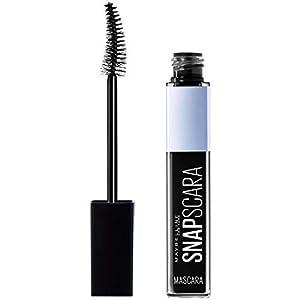 Maybelline New York Snapscara Washable Mascara, Pitch Black, 0.34 Fluid Ounce