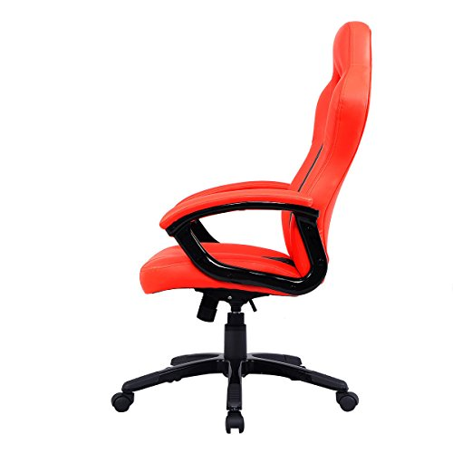 41aW30DKXVL - Giantex-High-Back-Race-Car-Style-Bucket-Seat-Office-Desk-Chair-Gaming-Chair