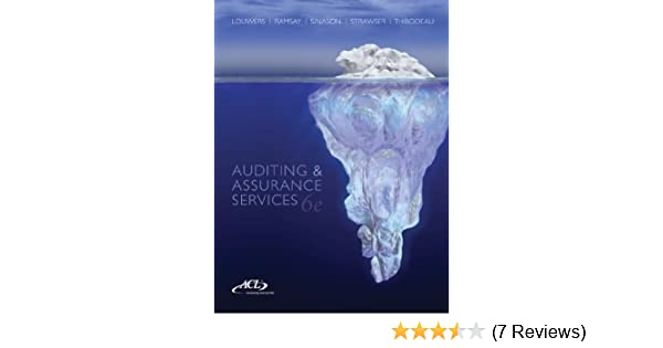 Amazon auditing assurance services ebook louwers kindle store fandeluxe Gallery