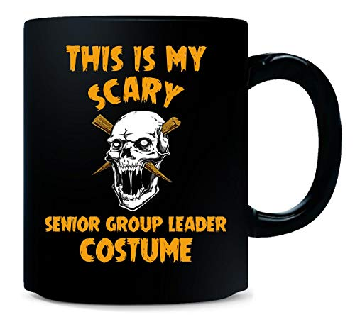 This Is My Scary Senior Group Leader Costume Halloween Gift - Mug