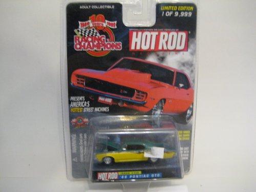 Racing Champion Hot Rod '66 Pontiac Gto Issue #125 (Hot Rod Gto)