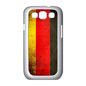 Samsung Galaxy S3 9300 Cell Phone Case White Germany Flag A38425454