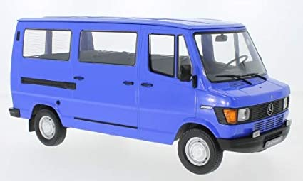 1:18 KK-Scale Mercedes 208 D bus 1988 blue