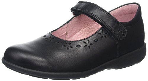 Fille Rite Emily Noir Ballerines Black Start tdOxqt