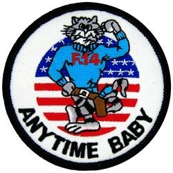 U.S. Navy Anytime Baby Patch ()