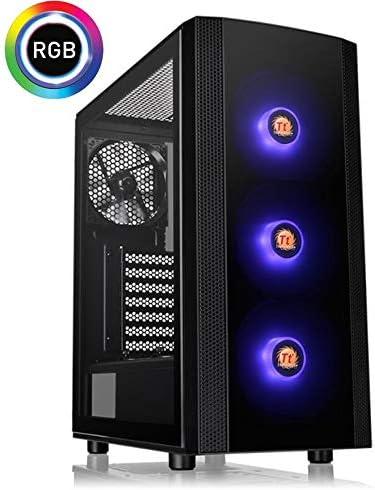 Centaurus Pollux Gaming PC – AMD Ryzen 5 3600 Six-Core 4.0GHz OC, 16GB 3000MHz RAM, Nvidia GTX 1060 6GB, 240GB SSD 2TB HDD, Windows 10 PRO, WiFi. Custom Gaming Computer with 6-Core 3600 Ryzen